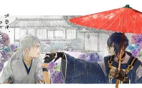 Picture anime, art, guys, Touken Ranbu
