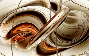 Picture Fractal, Aluminium