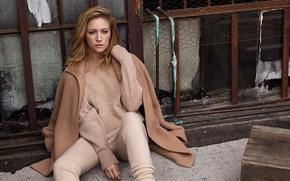 Picture model, actress, photoshoot, Brittany Snow, Yahoo Style, Alisha Goldstein, Brittany Snow