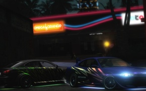 Picture Lexus, Need for speed world, stayling, Nissan Silvia S 15