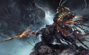 Picture fantasy, Wukong, Monkey King