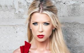 Picture look, face, lipstick, blonde, lips, Tara Reid