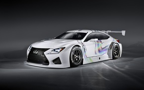 Picture Concept, Lexus, the concept, GT3, RC F, luksus