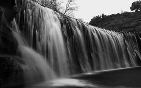 Picture water, nature, waterfall, nature, water, waterfall