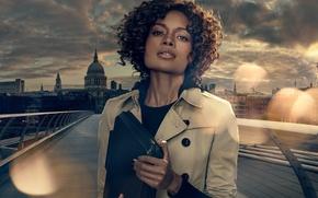 Picture Spectre, Naomie Harris, 007:RANGE, Sony Xperia Z5, Naomi Harris, video