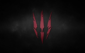 Picture logo, Logo, the witcher 3 wild hunt, The Witcher 3 wild hunt