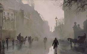 Picture London, Assassins Creed, Art, Ubisoft, Syndicate, Syndicate, Assassin's Creed: Syndicate, Assassin's Creed: Syndicate