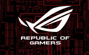 Picture brand, asus, rog