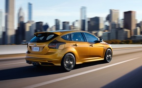 Picture auto, tuning, FORD FOCUS ST