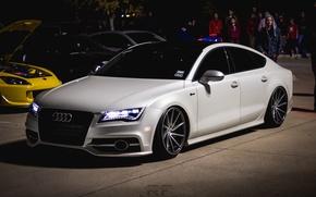 Picture car, Audi, tuning, audi a7