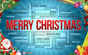 Picture holiday, new year, Christmas, merry christmas, Santa Claus
