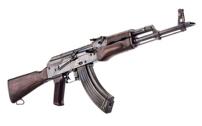 Picture weapons, machine, Kalashnikov, Kalash, AKM
