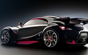 Picture sport, coupe, concept cars