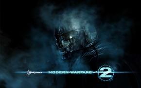 Wallpaper mask, Modern Warfare 2