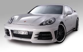 Picture Porsche, Panamera, 2012, Porsche, Panamera, I Design, 970