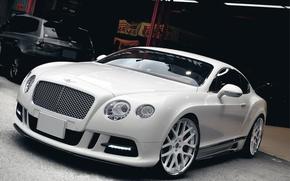 Picture Auto, Bentley, Tuning, Machine, Garage
