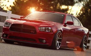 Picture tuning, Auto, Dodge, charger