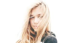 Picture look, girl, hair, blonde, beautiful, Alexis Ren