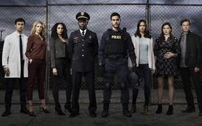 Picture The series, actors, Movies, Containment, Quarantine