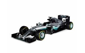 Picture white background, formula 1, Mercedes, the car, Mercedes, Formula 1, AMG, W07