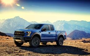 Picture Ford, Ford, Raptor, Raptor, F-150, 2016