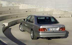 Picture Mercedes-Benz, Mercedes, E-class, AMG, E-Class, 1996, E-class, W210, Executivklasse, Lupato, Eyed, E50