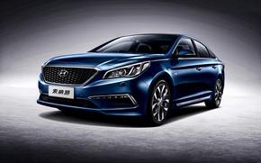 Picture Hyundai, Hybrid, 2015, Hyundai, Sonata, Sonata, CN-spec