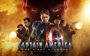 Picture film, Chris Evans, Captain America:the First avenger