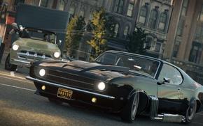Picture the game, game, cars, 2016, Mafia III, Mafia 3