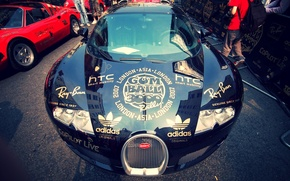 Picture Bugatti, veyron, supercars, gumball 3000