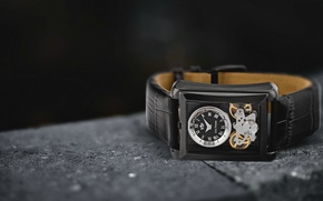 Picture vip, Jack pierre, leather watch