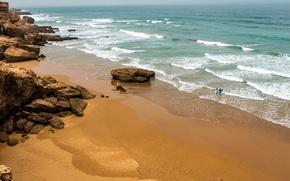 Picture surf, Morocco, Atlantic coast