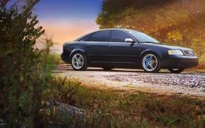 Picture Audi, Audi, black