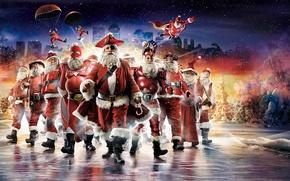 Picture heroes, Santa Claus, Santa Claus