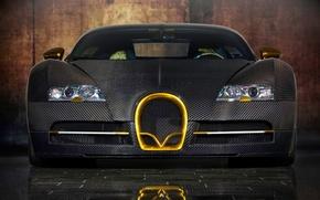 Wallpaper mansory, veyron, bugatti