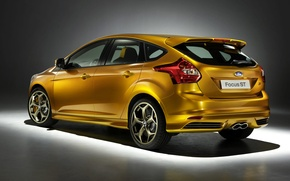Picture Ford, Focus, hatchback