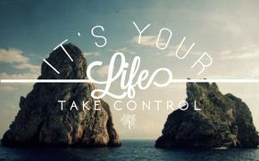 Picture Life, Minimal, Life lessons, Control, Quotes