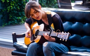 Picture girl, Keira Knightley, Keira Knightley, Begin again, For once in your life