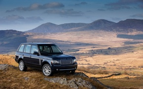 Picture the sky, mountains, machine, rocks, hills, landscapes, tops, cars, range rover, slopes, hills, auto walls …