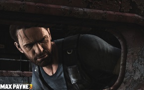 Picture look, game, rockstar games, Max Payne 3, Max Payne