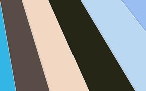 Picture strip, blue, black, texture, brown, beige, color