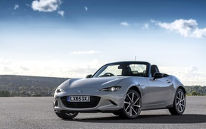 Wallpaper Concept, the concept, Mazda, Spyder, Mazda, MX-5