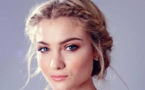 Picture portrait, actress, Skyler Samuels