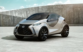 Picture Concept, Lexus, Lexus, 2015, LF-SA