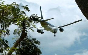 Picture 300, Airlines, Singapore, B-777