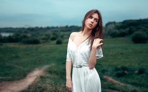 Picture Victoria, the beauty, Vika, George Chernyadev