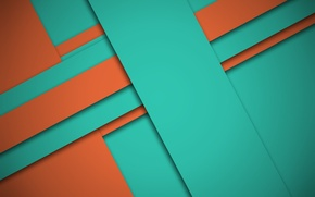 Wallpaper color, line, material- design, orange, geometry, texture, green