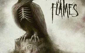 Picture melodic death metal, modern metal, in flames