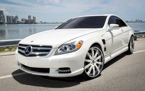 Picture White, Mercedes, Mercedes, Suite, CL63 AMG