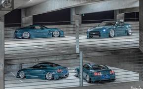 Picture GTR, Nissan, Skyline, StanceNation, FuckasCar, GTR35